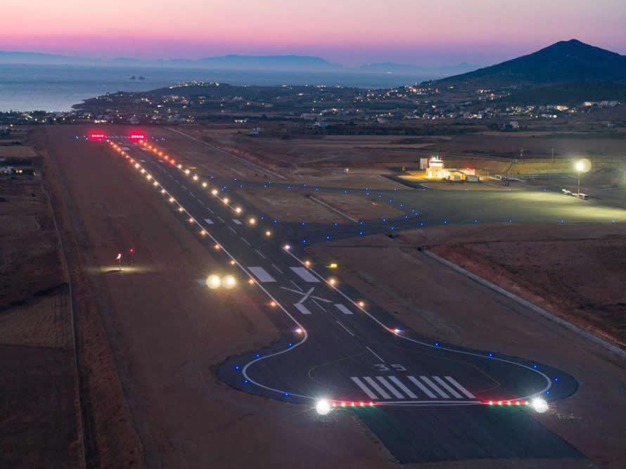 LGPA - Paros Island Airport